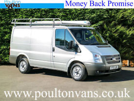 2013 (13) FORD TRANSIT T260 SWB PANEL VAN - 2.2TDCI, [EU 5], 100PS, 6 Speed