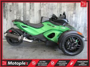 2012 Can-Am SPYDER RSS SE5 73$/SEMAINE