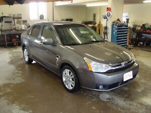 2009 FOR FOCUS SEL 4DR GREY IN COLOR $4395 PLUS THE HST