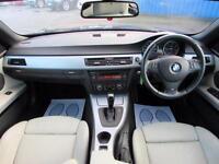 2010 BMW 3 SERIES 320D M SPORT AUTOMATIC CABRIOLET 2.0 DIESEL CONVERTIBLE DIESEL