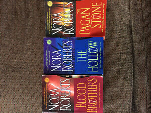 Sign of Seven Trilogy, Nora Roberts