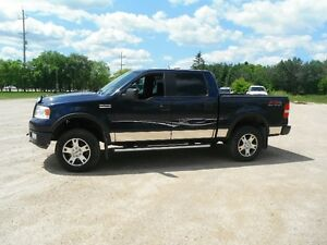 2005 Ford F-150 SuperCrew FX4 Pickup Truck