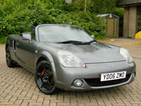 2006 06 TOYOTA MR2 1.8 VVT-I ROADSTER CONVERTIBLE