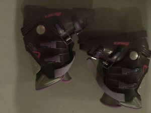Size 8 Nordica boots