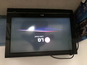 """32"""" LED HDMI WALL MOUNTED  TV; $$$350$$ OR BEST OFFER"""