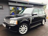 2006 Range Rover 4.2 V8 Supercharged Vogue SE **Full History - Ivory Leather**