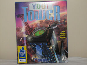 NEW MAC GAME YOOT TOWER 6 IN A BOX