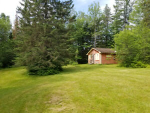 Waterfront Camp On 1.27 Acres....Millstream