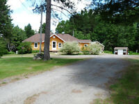 PRIVACY! COUNTRY LIVING!  BEAUTIFUL LOG HOME & PROPERTY!