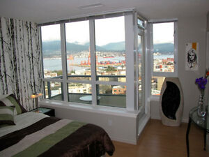 PENTHOUSE Furnished 3br 2bath Ocean Mountain Views + Pool + GYM