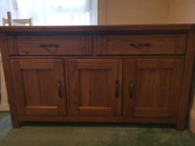 Solid Oak sideboard from Oak Furniture