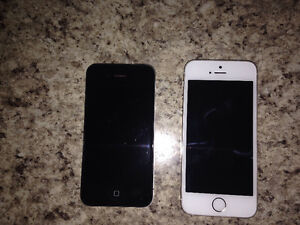 iPhone 5S and iPhone 4 for sale!!
