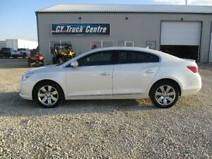 2011 Buick LaCrosse CXL Lthr Roof  Nav 3.6L AWD