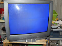 "Sharp 32"" Picture-in Picture Television"
