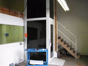 Handi-Capped access Elevator/lift
