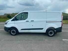 2014 Ford Transit Custom 2.2 TDCi 100ps 270 SWB L1 H1 NO VAT PANEL VAN Diesel Ma