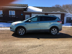 2013 Ford Escape EcoBoost FWD