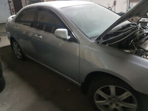ALL PARTS FOR SALE! 2004 ACURA TSX