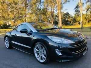 FINANCE FROM $74 PER WEEK* - 2012 PEUGEOT RCZ SPORT 1.6T AUTO CAR LOAN Parramatta Parramatta Area Preview