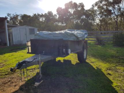 Campertrailer custom built Campbellfield Hume Area Preview