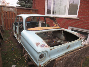 Parting out my 1962 ford falcon