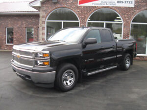 PENDING SALE 2015 Silverado 1500 LS, Trailer Tow Pkg V6, Leather