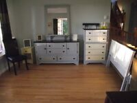 Double/Full Bedroom Set