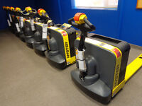 BRAND NEW HYSTER W40Z WALKIE PALLET TRUCK - IN STOCK PROMOTION