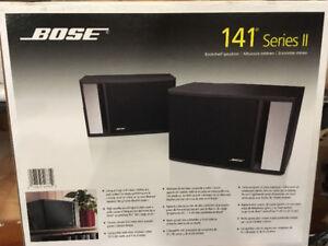 New!! Bose 141 speakers