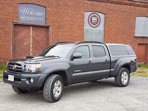 2010 Toyota Tacoma TRD Sport Pickup Truck with canopy