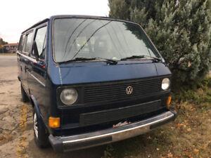 1984 Volkswagen Bus/Vanagon Camionnette