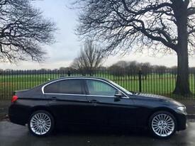 2012 12 BMW 3 SERIES 2.0 318D LUXURY 4D 141 BHP DIESEL