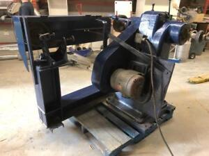Ford Smith Industrial 10 HP Polishing Lathe. Great condition! Great price!
