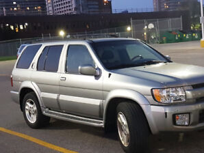 2001 Infiniti QX4 for sale