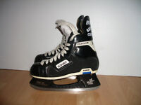 """ Bauer Supreme 1000"" - patins -  skates size 6 = 7 US men / 8 w"