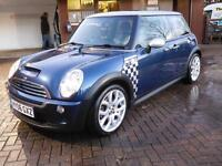 2006 06 Reg Mini 1.6 Cooper S Checkmate