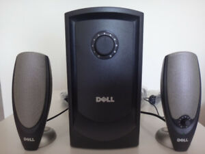 NEW DELL A425 2.1 Computer Speakers with Subwoofer