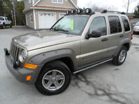 2005 Jeep Liberty 3.7ltr RENEGADE