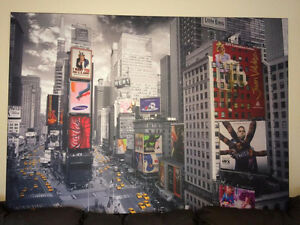beautiful 3d NYC picture