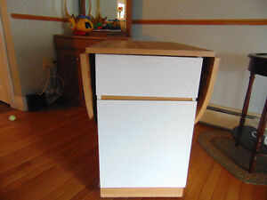 Microwave/Utility table