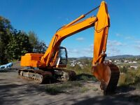 AUCTION! MAJOR EXCAVATION & LANDSCAPING COMPANY!