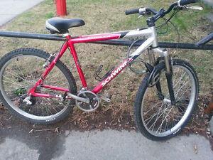 schwinn 210-esa mountain bike