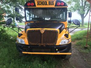 Autobus navistar 2015
