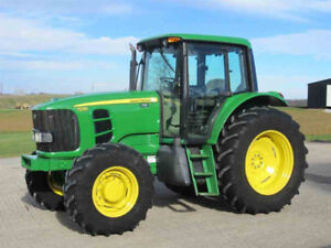 JD 7230 For Rent
