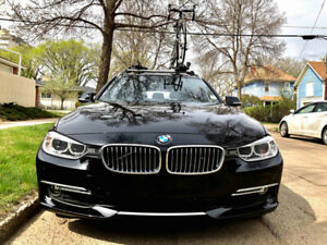 2015 BMW 3 Series 4 dr Touring Wagon 328i xDrive AWD $28700