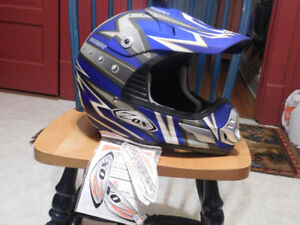 Brand New XL Zox Helmet with tags