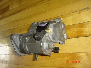 Toyota corolla 1998-2002  Starter / Demarreur ... instal extra