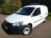 2013 Volkswagen Caddy Maxi C20 1.6TDI 102PS DSG AUTO WITH SAT NAV AND AIR/CON