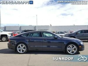 2014 Audi A7 3.0T Technik  - Navigation -  Sunroof