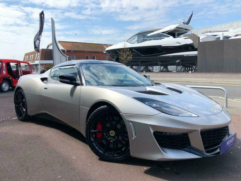 2015 Lotus Evora EVORA 400 Coupe Petrol Manual